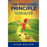 【预订】The Pinocchio Principle: Becoming the Leader You Were B