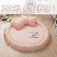 韩版全棉宝宝爬行垫加厚婴儿客厅地垫儿童游戏垫爬爬垫冬季可拆洗