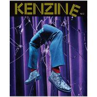 Kenzine: Volume Vol 3卫生纸+高田贤三Vol 3