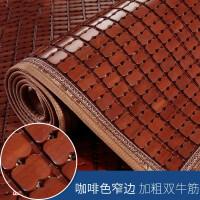 夏季沙发垫防滑麻将竹坐垫子套巾罩夏天凉席客厅欧式凉垫定做