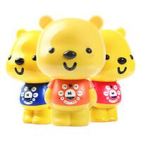 优彼亲子熊四代优比优享故事机早教机宝宝婴儿童玩具MP3充电下载