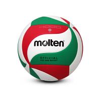 Molten/摩腾 排球 V5M4000 PU材质 18拼块 双层内胆