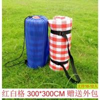 户外野餐垫防潮垫3人-4人加厚加大帐篷野外露营便携睡地垫野餐布