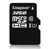 【包邮】Kingston 金士顿 32G TF 手机内存卡 32gTF卡 32g内存卡 存储卡 MicroSDHC C