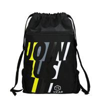 皇马巴萨足球包训练包足球袋收纳袋儿童简易书包束口袋抽绳双肩包