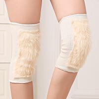冬季防羊毛护膝透气保暖老寒腿男女士加厚骑车防风加长