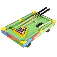 儿童台球桌玩具家用大号桌球迷你台球男孩小孩3-6周岁7岁 儿童台球桌