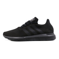 Adidas阿迪达斯男鞋 2018新款三叶草SWIFT RUN轻便透气运动休闲鞋 AQ0863