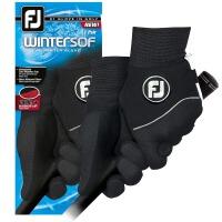 高尔夫球手套 冬季加厚手套双手男保暖耐磨