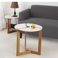 御目 茶几 小户型沙发边桌小茶几简约现代小圆桌床边桌边几角几客厅卧室书房储物桌子创意家具