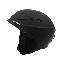 户外保暖滑雪头盔 轻薄材质 男女情侣款单板双板通用SN5177