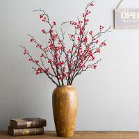 仿真花束家居客厅假花摆件 餐桌茶几室内插花装饰品花艺摆设