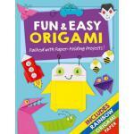 【预订】Fun & Easy Origami