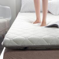 榻榻米床垫1.5米学生单双人宿舍床褥1.8m床2海绵垫被加厚保暖垫子