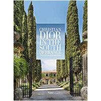 【预订】包邮Christian Dior in the South of France 城堡:克里斯汀·