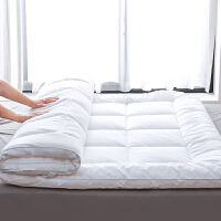 床垫榻榻米褥子10CM加厚保暖单双人1.5 1.8m床羽丝绒垫被