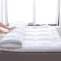 超软纯棉立体羽丝绒床垫子软垫1.8m1.5床褥子垫加厚1.2米酒店宾馆全棉垫被