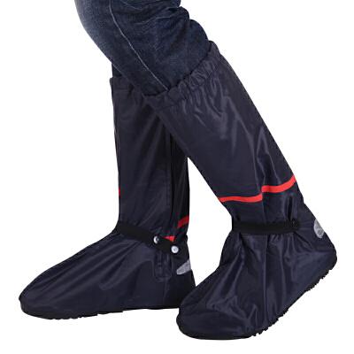 雨易思 H601 牛津布男女防雨鞋套加厚耐磨防滑雨鞋雨天防水鞋套户外旅行