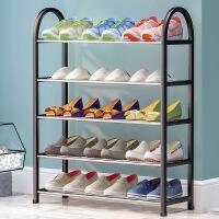 索尔诺 简易鞋架家用鞋架多层鞋架经济型宿舍门口组装鞋架防尘收纳鞋柜省空间小鞋架子