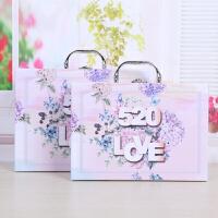 520情人��Y物盒送女生�Y物盒子小��Y盒�Y品盒大�包�b盒生日�Y物女整套520�Y盒+氛���� +�金玫瑰 520love 大