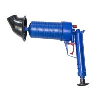 通马桶疏通器下水道管道厕所工具堵塞疏通一炮高压气式坐便器