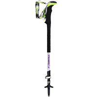 登山杖碳素超轻手杖 碳纤维内外锁徒步户外装备