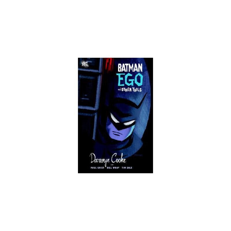 【预订】Batman: Ego and Other Tails 预订商品,需要1-3个月发货,非质量问题不接受退换货。