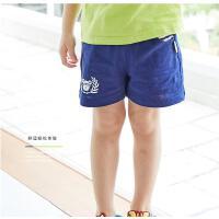 儿童短裤夏季薄款男童休闲裤女童纯棉裤子宝宝夏装婴儿裤