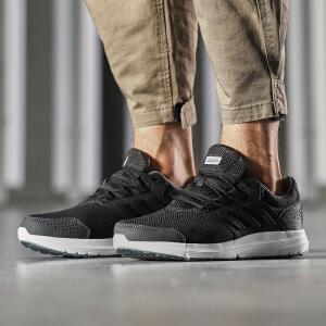 adidas阿迪达斯男子跑步鞋2018新款跑步休闲运动鞋CP8738