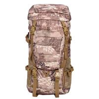 登山包双肩户外背包防水男女旅游徒步旅行包80L升大容量迷彩背囊
