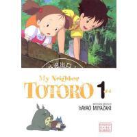 现货 My Neighbor Totoro Film Comic, Vol. 1 英文原版 我的邻居龙猫 进口漫画