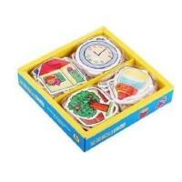 婴幼儿至简配对拼图 0-3益智配对拼图 早教婴幼儿童启蒙配对玩具