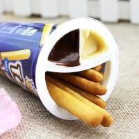 【促销】马来西亚糖豆小子手指饼干5杯装 草莓味酱巧克力味酱多口味组合装