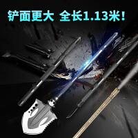 中国工兵铲多功能高碳锰钢德国户外车载推雪铁锹特种兵工铲