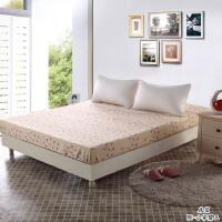 绚典全棉床笠 床单单件床笠单双人席梦思床垫床罩床上用品保护套1.8米