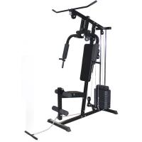 健身器材家用多功能力量套装组合健身器械单人站综合训练器