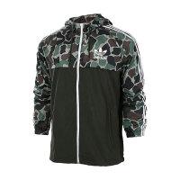 三叶草阿迪达斯男子夹克外套17年新款防风服运动服BS4907