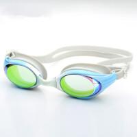 游泳眼镜 防雾泳镜电镀泳镜防水防雾高清游泳眼镜镜片防刮花泳镜 支持礼品卡支付