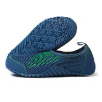 adidas阿迪达斯童2018夏季新款运动鞋男女小童套脚涉水凉鞋BB5432