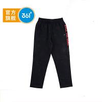 【到手价:71.6】361° 361度童装 男童裤子儿童针织长裤 2020年夏季儿童裤子 K51811551