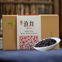 云南凤庆野生手工滇红茶 100克/盒