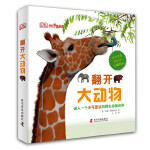 DK超级大折页:翻开大动物(精)