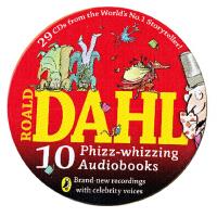 10 Roald Dahl Puffin Classics on 27CDs罗尔德达尔有声读物(10个故事,29张CD