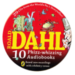 10 Roald Dahl Puffin Classics on 27CDs罗尔德达尔有声读物(10个故事,29张CD)ISBN9780141352343
