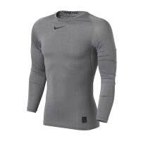 Nike耐克男装长袖T恤2018PRO跑步运动健身训练紧身衣838078