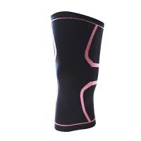 运动护膝 硅胶防滑骑车登山跑步羽毛球篮球护膝 男女运动护具