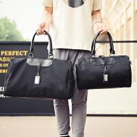 韩版短途旅行包男女时尚大容量运动休闲旅行袋行李袋手提包健身包