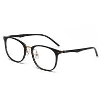 轻盈tr90眼镜框男女款韩版潮复古眼镜框圆脸全框学生配眼镜架