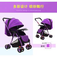【支持礼品卡】新款轻便婴儿推车可坐可躺婴儿车儿童推车车 母婴用品 f2c