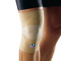 LP欧比护膝 膝部保暖护套941 夏季户外登山跑步运动膝关节护具